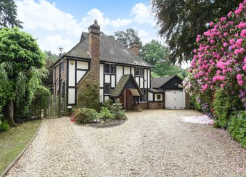 Thumbnail 4 bed detached house for sale in Heather Drive, Ascot