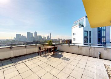 Thumbnail 2 bed flat to rent in Craig Tower, 1 Aqua Vista Square, London