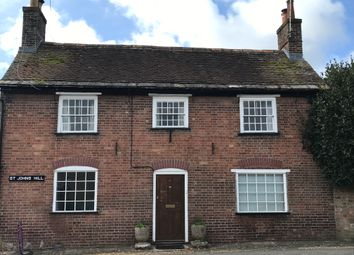 Thumbnail 2 bedroom detached house to rent in Church Street, Wareham