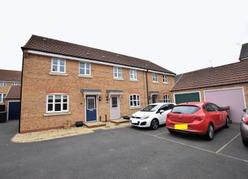 Thumbnail 3 bed terraced house for sale in Maximus Road, North Hykeham, Lincoln