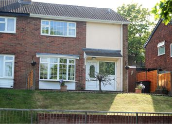 Thumbnail 3 bedroom semi-detached house for sale in Wellswood Avenue, Telford
