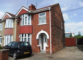 Thumbnail 3 bed semi-detached house to rent in Mary Street, Scunthorpe