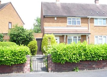 Thumbnail 2 bedroom semi-detached house for sale in Fitzmaurice Road, Wednesfield, Wednesfield