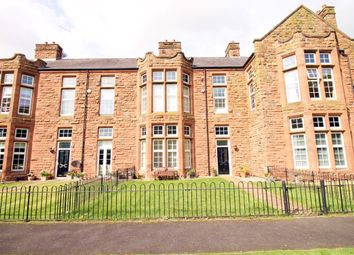 Thumbnail 3 bed terraced house for sale in Oval Court, Carlisle