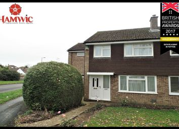 Thumbnail 4 bed end terrace house for sale in Calmore Road, Southampton