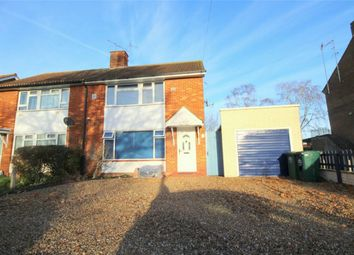 Thumbnail 3 bed semi-detached house for sale in St Annes Avenue, Stanwell, Surrey