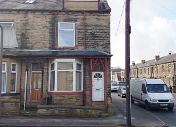 Thumbnail 4 bed end terrace house for sale in Ewart Street, Bradford