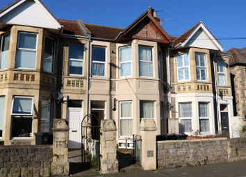 Thumbnail 1 bedroom flat for sale in Moorland Road, Weston-Super-Mare