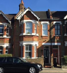 Thumbnail 3 bed terraced house for sale in Brockley Grove, London