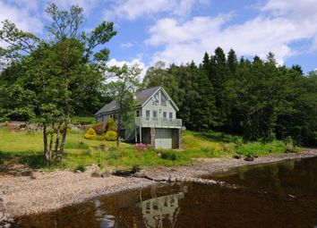 Thumbnail 3 bedroom detached house for sale in Achnacarron Boathouse, Kilchrenan