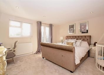 Thumbnail 5 bed detached bungalow for sale in Warren Way, Telscombe Cliffs, East Sussex