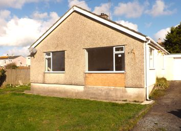 Thumbnail 3 bed detached bungalow to rent in Rose Hill Estate, Rhosybol, Amlwch, Ynys Môn