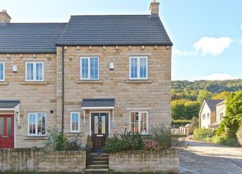 Thumbnail 3 bed end terrace house for sale in Leeds Road, Otley