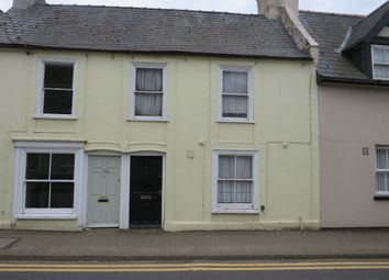 Thumbnail 2 bed terraced house for sale in West End, Holbeach, Spalding