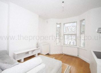 Thumbnail 1 bed flat to rent in Ashmore Road, Queens Park, London