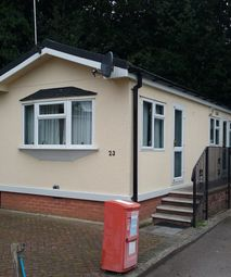 Thumbnail 1 bedroom mobile/park home for sale in Heath Park, Coven