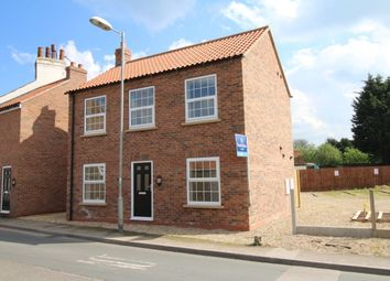 Thumbnail 3 bedroom detached house for sale in Main Street, North Frodingham, Driffield