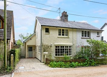 Thumbnail 3 bed semi-detached house for sale in Church Path, Prestwood, Great Missenden, Buckinghamshire