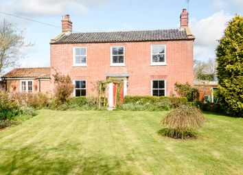 Thumbnail 4 bedroom detached house for sale in Grove Road, Ingham, Norwich