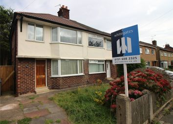 Thumbnail 3 bed property to rent in Queenswood Avenue, Wirral, Merseyside