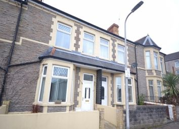 Thumbnail 3 bed terraced house for sale in Lower Guthrie Street, Barry
