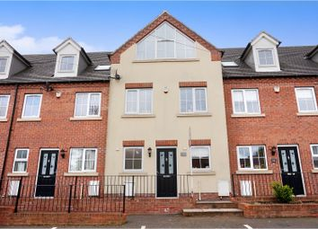 Thumbnail 3 bed terraced house for sale in Tamworth Road, Long Eaton