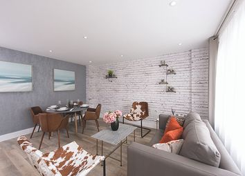 Thumbnail 1 bed flat for sale in Grange Walk, Bermondsey