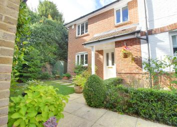Thumbnail 4 bed end terrace house for sale in Rowanwood Mews, Enfield