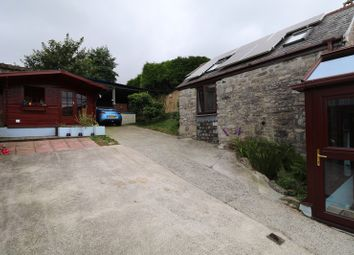 Thumbnail 3 bed barn conversion for sale in Rescorla, St. Austell, Cornwall