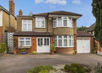 4 bed detached house for sale in Kings Avenue, Woodford Green IG8