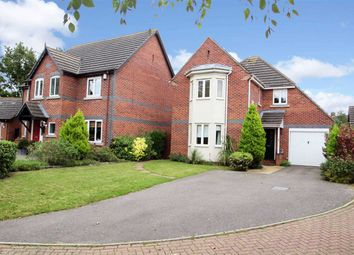 Thumbnail 4 bed detached house for sale in Cherry Lane Gardens, Ipswich