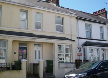 Thumbnail 2 bedroom terraced house to rent in Tresillian Street, Plymouth