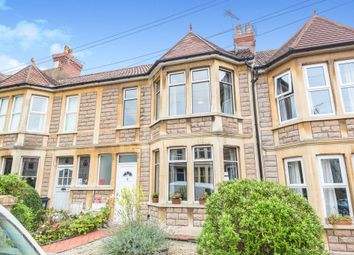Thumbnail 3 bedroom terraced house for sale in Woodbridge Road, Knowle, Bristol