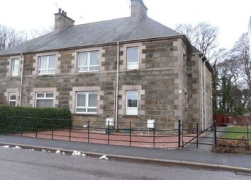 Thumbnail 2 bedroom flat to rent in Duff Place, Elgin, Moray