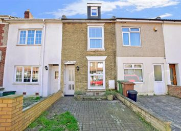 Thumbnail 3 bed terraced house for sale in Locksway Road, Southsea, Hampshire