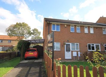 Thumbnail 2 bed end terrace house for sale in Knotto Bottom Way, Northallerton