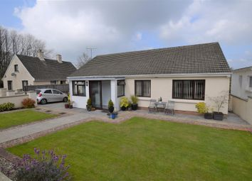 Thumbnail 4 bed detached bungalow for sale in Merlins Avenue, Merlins Bridge, Haverfordwest