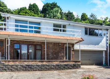 Thumbnail 3 bed detached house for sale in Penlan Crescent, Uplands, Swansea