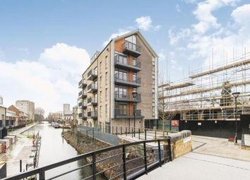Thumbnail 2 bed flat for sale in Stoneway Walk, Bow