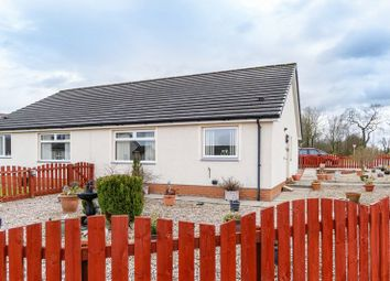 Thumbnail 2 bedroom semi-detached bungalow for sale in 6 Highhouse View, Auchenleck