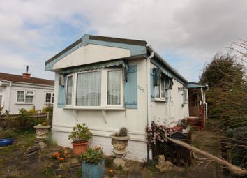 Thumbnail 2 bedroom mobile/park home for sale in Blue Sky Close, Bradwell