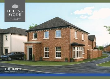 Thumbnail 3 bedroom detached house for sale in Helens Wood, Rathgael Road, Bangor