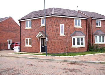 Thumbnail 3 bed detached house for sale in Dove Meadow, Spondon, Derby