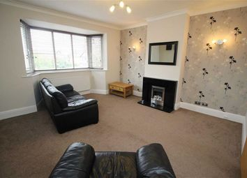 Thumbnail 4 bed flat to rent in Garstang Road, Fulwood, Preston