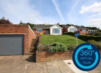 Thumbnail 2 bedroom detached bungalow for sale in Cherry Tree Close, Exeter