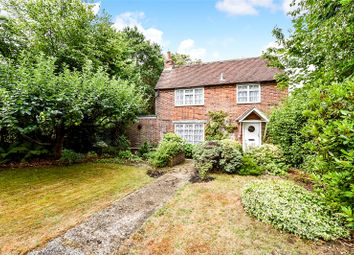 Thumbnail 3 bed cottage for sale in Main Road, Nutbourne, Chichester, West Sussex