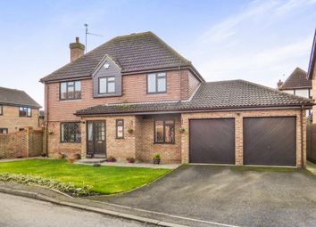 Thumbnail 4 bed detached house for sale in Sleights Drive, Walsoken, Wisbech