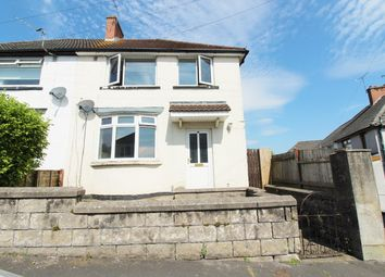 Thumbnail 3 bed semi-detached house for sale in Gaer Park Road, Newport