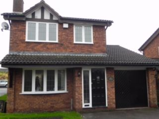 Thumbnail 3 bed detached house to rent in Cleeve, Abbots Gate, Glascote, Tamworth, Staffordshire