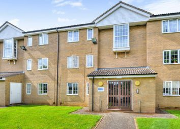 Thumbnail 2 bed flat for sale in Chepstow Close, Northampton